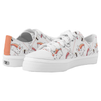 Sushi Bunny Lowtops