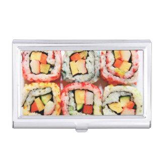 Sushi Business Card Holder