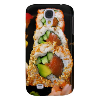 Sushi California roll sashimi photo hipster foodie Samsung Galaxy S4 Covers