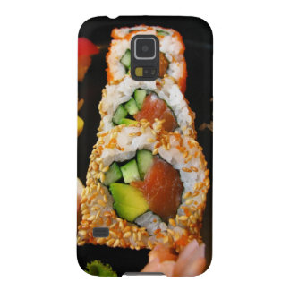 Sushi California roll sashimi photo hipster foodie Galaxy S5 Covers