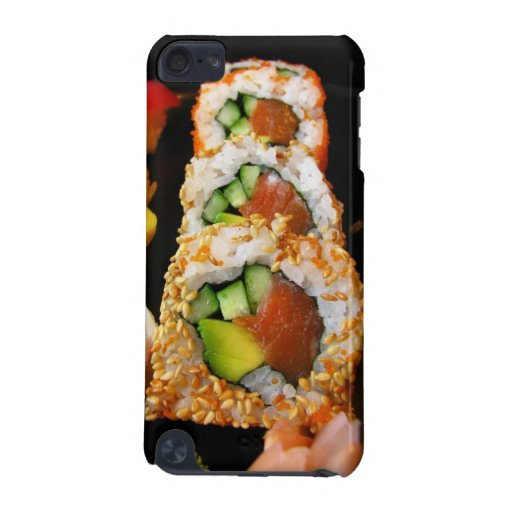 Sushi California roll sashimi photo iPod Touch iPod Touch (5th Generation) Cases