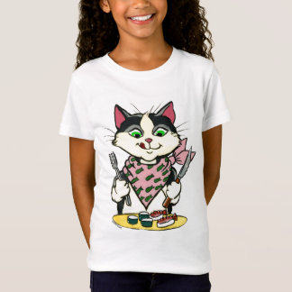 Sushi Cat Girls Shirt