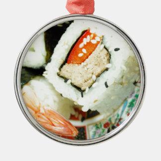 Sushi Christmas Ornament