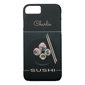 Sushi custom name phone cases