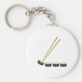 Sushi Dinner Key Chains
