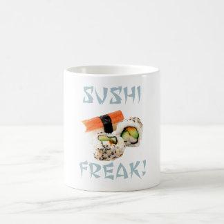 Sushi Freak Mug