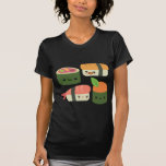 Sushi Friends T Shirts