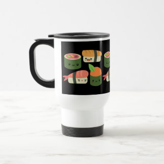 Sushi Friends Travel Mug