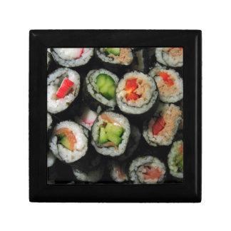 Sushi Jewelry Box