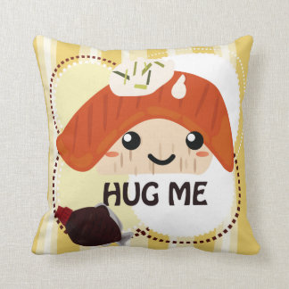 Sushi Hug me kiss me 3 Pillow