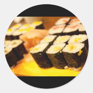 Sushi in Japan Sticker