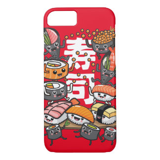Sushi iPhone 8/7 Case