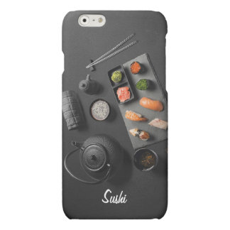 Sushi Japanese Ritual iPhone 6 Plus Case