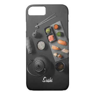 Sushi Japanese Ritual iPhone 8/7 Case
