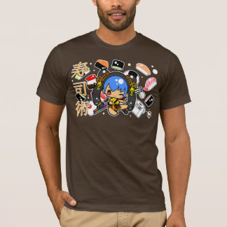 Sushi-Jutsu T-Shirt