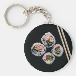 Sushi key chain