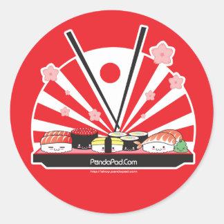 Sushi Land sticker