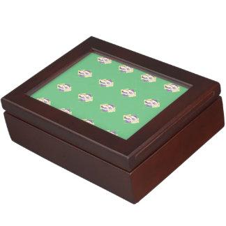 Sushi light green keepsake boxes