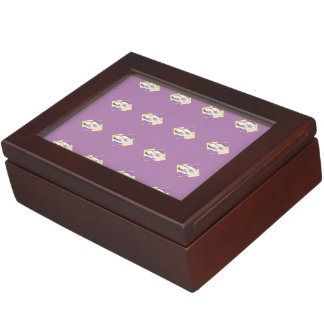 Sushi lilac keepsake box