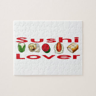 Sushi Lover Jigsaw Puzzle