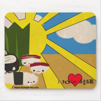 Sushi Lover Mouse Mat