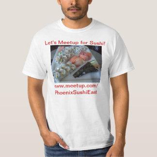 Sushi Meetup T-shirt
