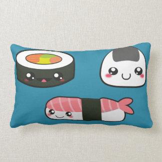 Sushi mushi lumbar cushion