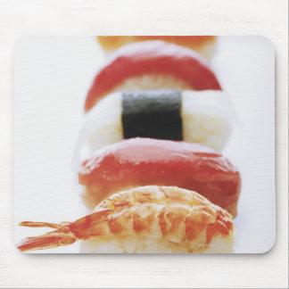 Sushi, Nigiri, close-up Mouse Pad