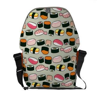 Sushi Oishii  Messenger Bag