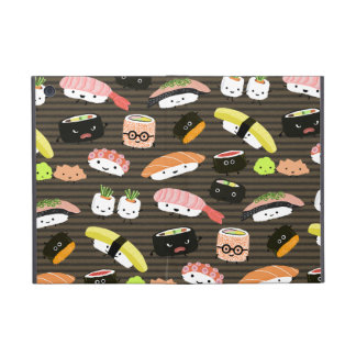Sushi Party - An Assortment of Fun Kawaii Friends iPad Mini Cover