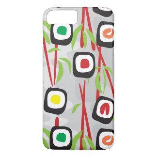 Sushi Pattern iPhone 8 Plus/7 Plus Case