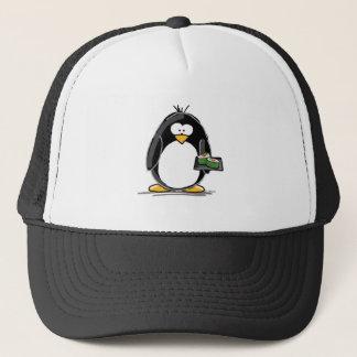 Sushi Penguin Trucker Hat