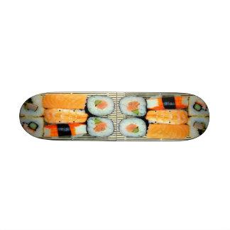Sushi Platter Skateboard Mini