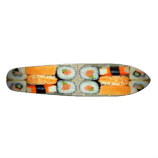 Sushi Platter Skateboard Oldschool