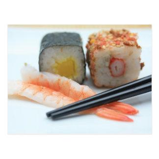 Sushi! Postcard