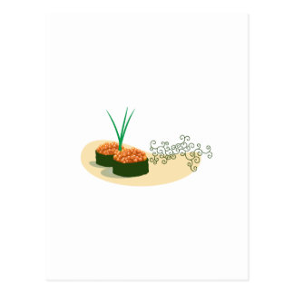 Sushi Post Cards