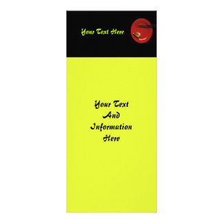 Sushi Rack Card