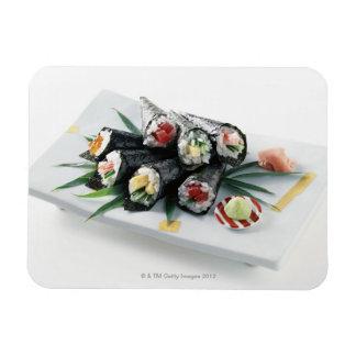 Sushi Rectangular Photo Magnet
