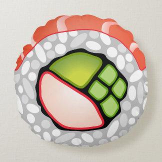 Sushi Roll Round Cushion