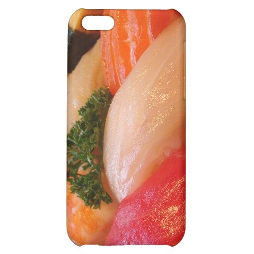Sushi roll sashimi photo iPhone 4 case