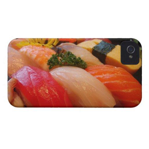 Sushi roll sashimi photo iPhone 4S case iPhone 4 Cases