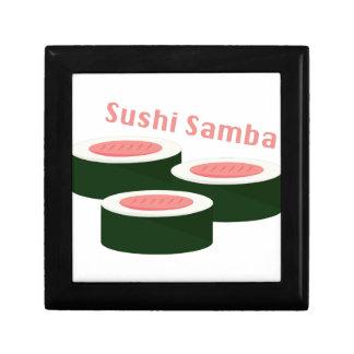 Sushi Samba Small Square Gift Box