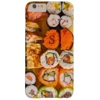 Sushi Sampler custom monogram cases