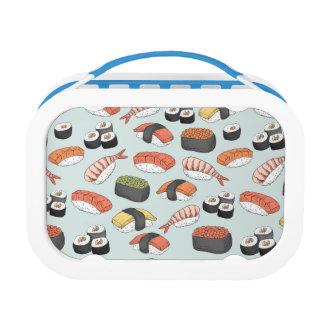 Sushi Sashimi set pattern Lunch Boxes