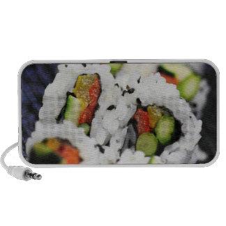 Sushi Notebook Speaker