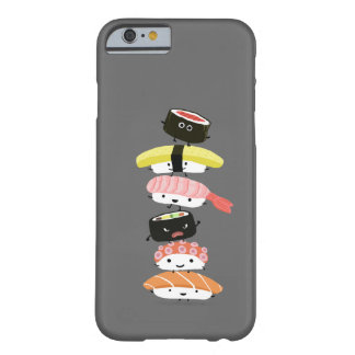 Sushi Stack - A Kawaii Tower of Sushi Characters Barely There iPhone 6 Case