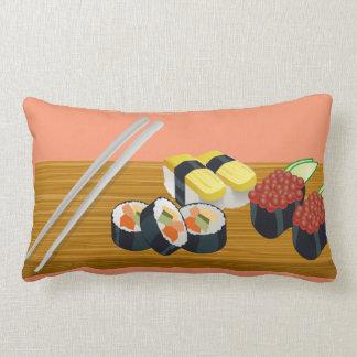 Sushi Team Lumbar Cushion