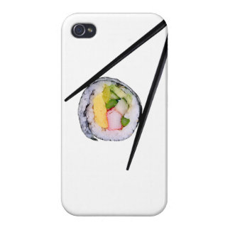 Sushi Template - Customized Blank iPhone 4/4S Cases