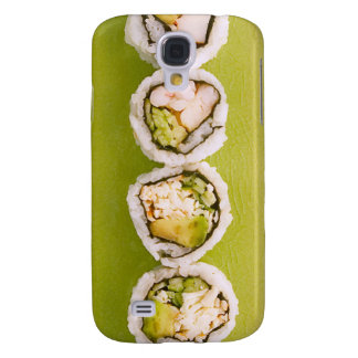 Sushi Template - Customized Galaxy S4 Case