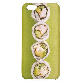 Sushi Template - Customized Cover For iPhone 5C